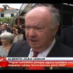 Alberto João Jardim – Caso Miguel Relvas – 4 Licenciaturas – SIC