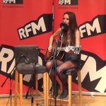 """Ana Free canta """"O amor é mágico"""" dos Expensive Soul – Sem Palheta – RFM – 20 de Maio"""