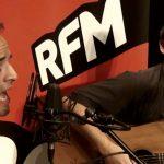André Sardet canta Drive By dos Train – RFM – Sem Palheta – 8 de Outubro