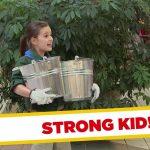 Apanhados – A criança mais forte do mundo