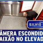 Apanhados – Câmara Escondida – Caixão/Morto no Elevador – Programa Silvio Santos