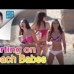 Apanhados – Dar peidos na praia em frente a mulheres