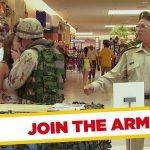 Apanhados – Junta-te ao exército