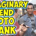 Apanhados – Tirar uma foto com um amigo imaginário
