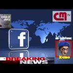 Apanhados – Xano denuncia o facebook na CMTV – ERA FM