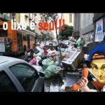 Apanhados – Xano – O lixo é seu!!!