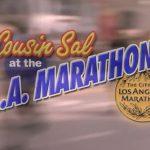 As coisas que se podem fazer durante uma maratona…
