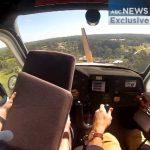 Aterrar um avião que ficou sem motor – Visão do cockpit