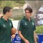 Autocarro do Real Madrid é multado por estar mal estacionado