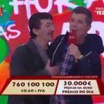 Bêbado invade o palco do Portugal e humilha João Baião em direto – SIC