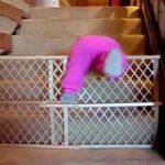 Bebés que fazem coisas impossíveis ou improváveis