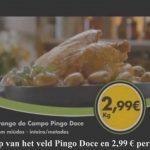 Campanha Pingo Doce na Holanda com o casal Cavaco Silva