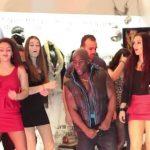 Canuco Zumby – Hoje é para Dançar – Carlos – Casa dos Segredos – Fanny
