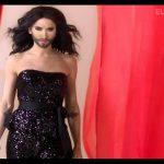 Cartoon – Festival da Eurovisão da Canção – Mulher de barba rija – Chonchita Wurst