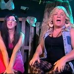 Cátia e Fanny – Big Brother Vip – Herman 2013 – RTP1