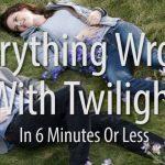 Cenas menos bem conseguidas no filme Twilight