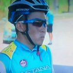 Ciclista da Astana abdica de uma fuga na Volta a Portugal 2013