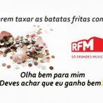 Cobra Impostation – RFM – Passos Coelho – Vitor Gaspar – Café da Manhã