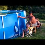 Como despejar uma piscina rapidamente