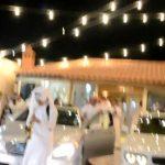 Como é que os árabes festejam nos casamentos