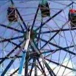 Como é uma roda gigante na Índia