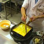 Como fazer uma omolete à patrão – só mesmo os japoneses
