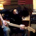 Cover – Música de abertura dos Simpsons em guitarra elétrica