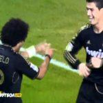 CR7 – Cristiano Ronaldo mete um golo e dança 'Ai se eu te pego' – Cristiano Ronaldo com dotes de bailarino