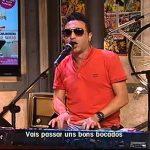 David Antunes & The Midnight Band – Isaltino dança com o Bibi – Pedro Fernandes – 5 Para a Meia Noite – RTP1