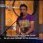 David Antunes & the midnight band – Pedro Fernandes – 5 Para a Meia Noite – RTP1