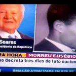 Depoimento de Mário Soares sobre a morte de Eusébio