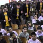 Don't You Worry Child – PS22 Chorus & Ithacappella – by Swedish House Mafia ft. John Martin