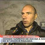 Entrevista surreal na TVI