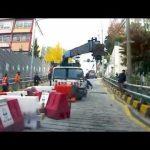 Fail – Camião perde os travões numa descida