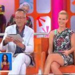 Fail – Cristina Ferreira mostra o rabo em direto na TVI