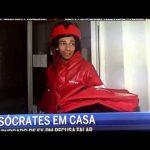 Fail – Estafeta da telepizza tenta entregar pizza a José Sócrates – CMTV