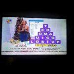 Fail – Gafe Programa Ora Acerta – Palavra Amor – TVI