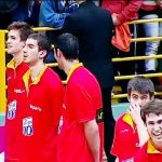 Fail! Hino da Espanha é trocado pelo de Portugal em jogo de basquetebol contra o Brasil