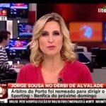 Fail – Jorge Jesus vai ser o árbitro do derby Sporting – Benfica – SIC