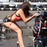 Fail – Lavar a moto de forma sexy