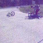 Fail – Mais um grande tralho de bicicleta