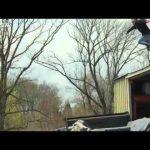Fail – Salto do telhado para uma carrinha em movimento