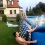 Fail – Salto para a piscina