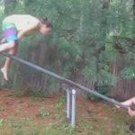 Fails em parques de diversão infantis