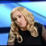 Fanny no confessionário – Casa dos Degredos – Estado de Graça – RTP 1