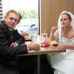 Fazer o casamento no McDonald's