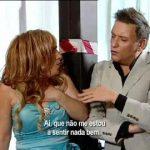 FF Baiana, Lucy (Luciana Abreu/Floribela) e Alexandra apaixonada – Estado de Graça – RTP1
