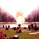 Fogo de Artifício explode todo de uma só vez
