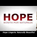 Gisele Bündchen em comercial da Hope – O Anúncio proibido no Brasil