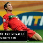 Golo de calcanhar de Cristiano Ronaldo – Real Madrid – Getafe